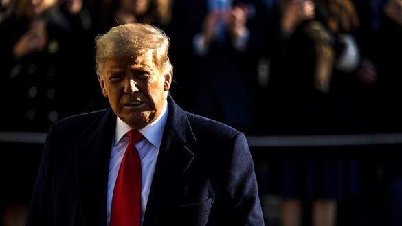 Trump defiende su discurso previo al asalto al Capitolio y tacha el impeachment de