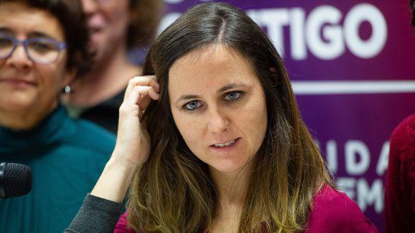 Belarra (Podemos) carga contra Robles por el 'no' del PSOE a investigar a Don Juan Carlos