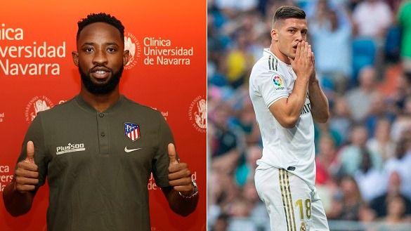 El Atlético hace oficial a Dembèlè y el Real Madrid trata de desprenderse de Jovic