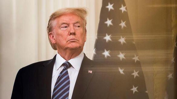 Trump condena ahora