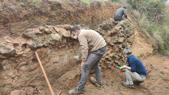 Descubierto un doble acueducto romano de la antigua Tarraco