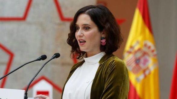 Ayuso presenta Madrid como el motor que