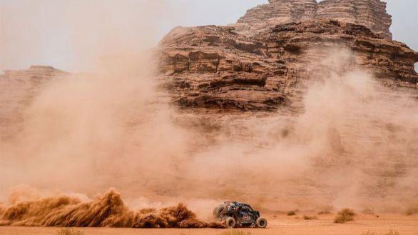 Rally Dakar. Lo nunca visto: un piloto y su copiloto se acusan de haberse abandonado en el desierto