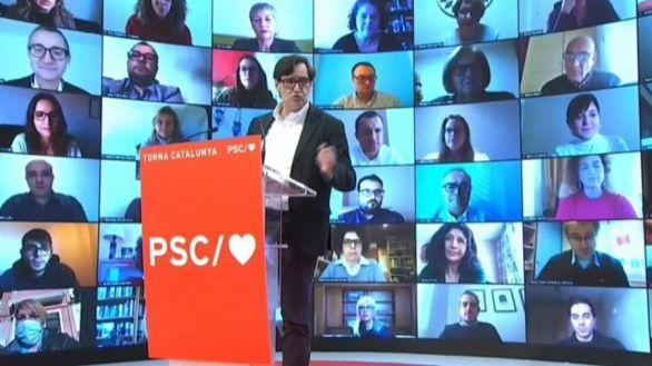 El PSC cede a la presión y acepta posponer las elecciones catalanas