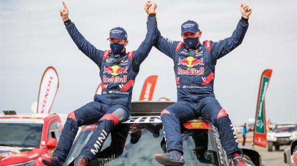 Rally Dakar. Peterhansel y Benavides, triunfadores de una edición marcada por la tragedia
