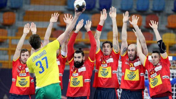 Mundial. España arranca con un agónico empate ante Brasil |29-29