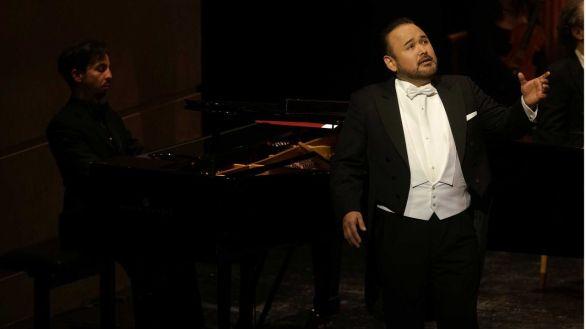 El tenor mejicano Javier Camarena: un auténtico héroe del bel canto