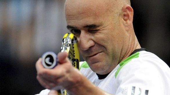 ATP. Bruguera: 'No me dejó contento saber que Agassi me ganó el oro olímpico haciendo trampas'