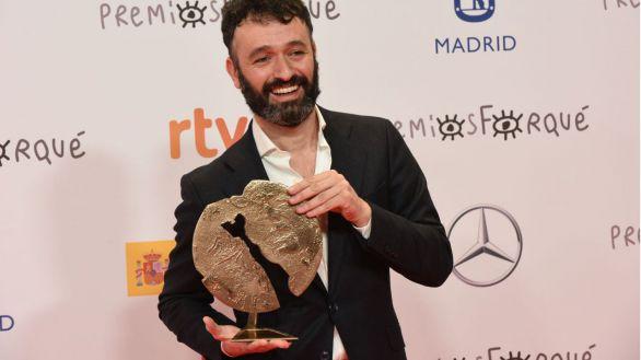 Las niñas y Antidisturbios se coronan en los 26º Premios José María Forqué