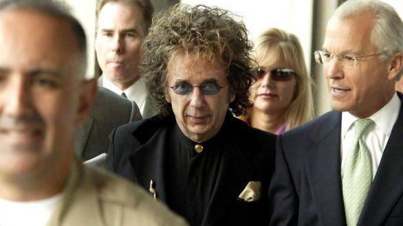 Muere por coronavirus Phil Spector, creador del 'muro de sonido'
