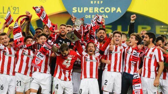 Supercopa. Un gran Athletic se proclama campeón ante la especulación del Barcelona   2-3