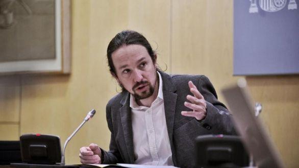 Iglesias califica a Puigdemont de exiliado y pide el indulto
