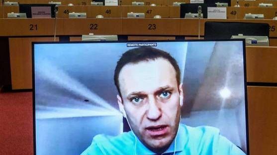 La Justicia rusa impone 30 días de prisión al líder opositor Alexéi Navalni