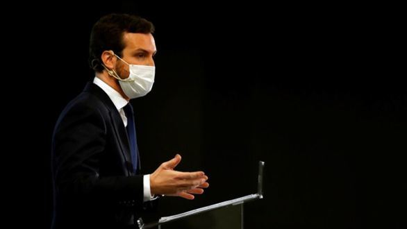 Casado, sobre el Gobierno y la pandemia: