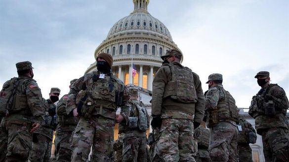 EEUU blinda Washington ante posibles