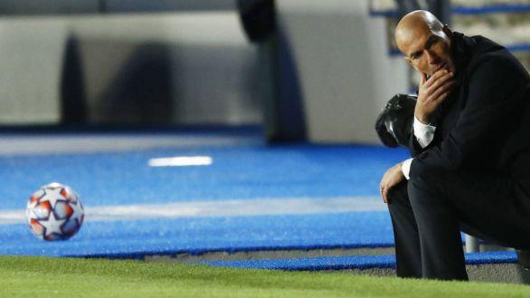 Zidane se revuelve: 'Lo fácil es decir que la culpa la tengo yo, pero el jugador tiene que demostrar'