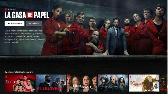 Netflix cierra 2020 superando los 200 millones de suscriptores