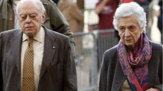 Jordi Pujol y Marta Ferrusola, positivos en coronavirus