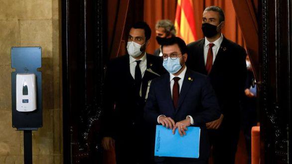 El TSJC inhabilita al consejero de Exteriores catalán por facilitar el 1-O