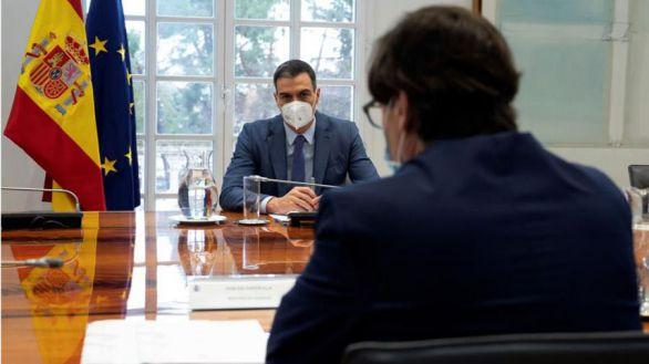 El ministro de Sanidad ganaría las elecciones catalanas, según el CIS de Tezanos
