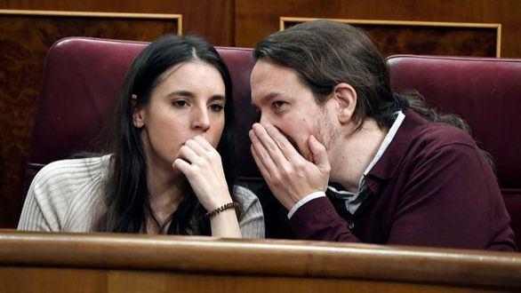 Podemos critica al PSOE por registrar una ley de Igualdad de Trato sin contar con ellos