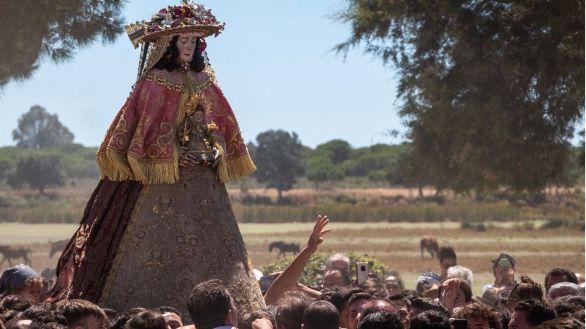 La Romería de la Virgen del Rocío, supendida por segundo año consecutivo