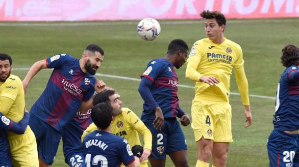 El Villarreal no puede ganar en Huesca | 0-0