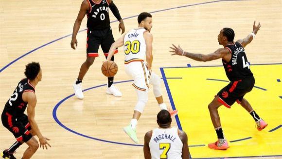 NBA. Steph Curry ya es el segundo mejor triplista de la historia