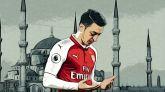 ¿Vetó el Partido Comunista de China a Mesut Özil en el Arsenal?