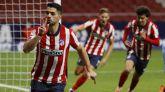 El Atlético no entiende de matagigantes y se propulsa   3-1