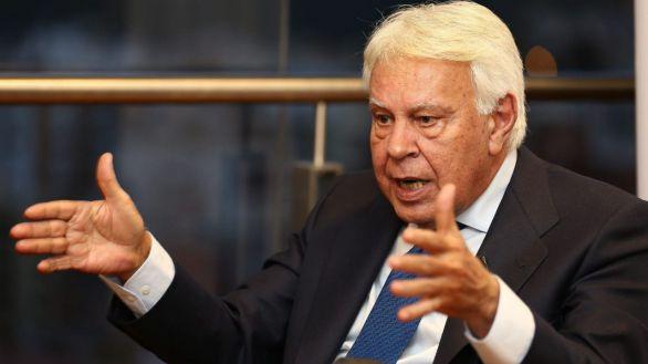 Felipe González estalla contra Iglesias: