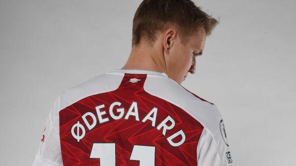 Odegaard se va al Arsenal y constata las grietas en el proyecto de Zidane