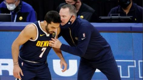 NBA. Comprender el duro golpe de realidad de Campazzo en Denver tras salir del Madrid