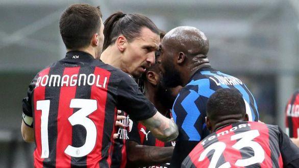 Ligas europeas. Del careo entre Ibrahimovic y Lukaku al liderato del City
