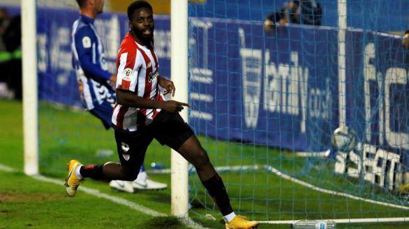 Copa del Rey. Villalibre y Williams concretan la remontada del Athletic en Alcoy  1-2