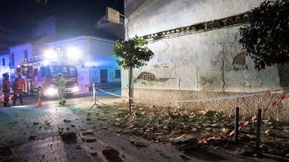 Granada suma más de cien temblores en trece horas tras el terremoto de 4,4