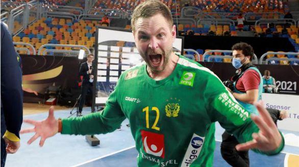Mundial de balonmano. Suecia vuelve a una final 20 años después |26-32