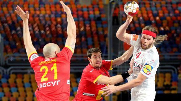 España luchará por el bronce tras rozar la prórroga ante Dinamarca |33-35