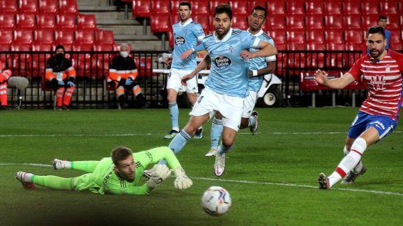 Granada y Celta presumen de solidez defensiva |0-0