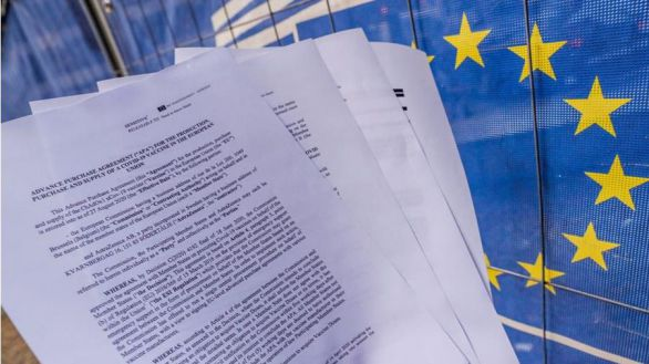 AstraZeneca entregará a la UE la mitad de las dosis acordadas en el primer trimestre