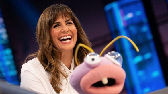 Nuria Roca presentó 'El Hormiguero' en ausencia de Pablo Motos.