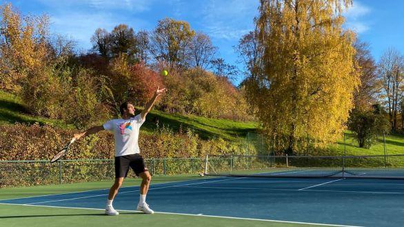 ATP. El deporte respira: Roger Federer anuncia su vuelta en marzo