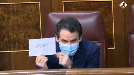 Iglesias pierde los nervios ante García Egea: