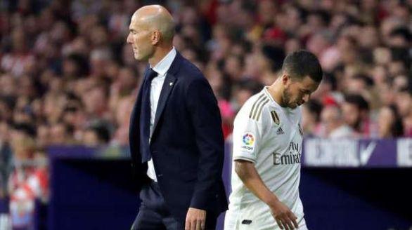 El desasosiego del Real Madrid que no cesa: Hazard se vuelve a romper