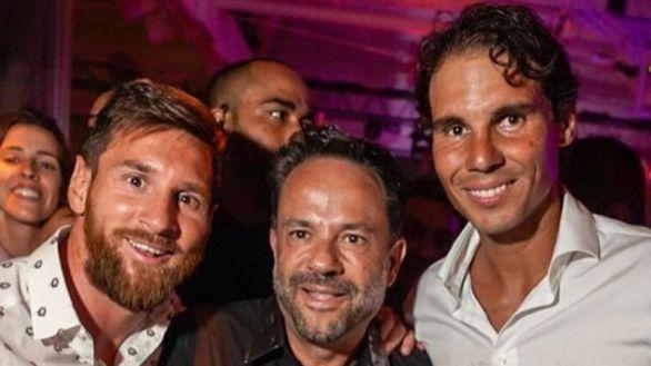 Rafa Nadal sale en defensa de Lionel Messi sobre el faraónico contrato de Bartomeu