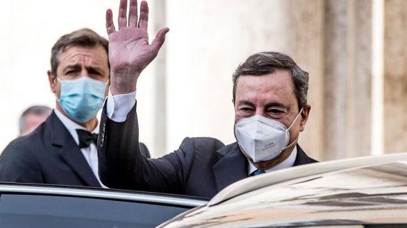 Draghi suma una amplia mayoría para formar el Gobierno de emergencia