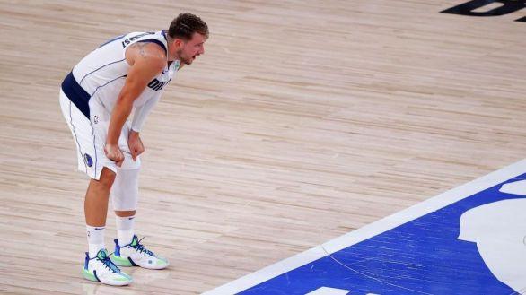NBA. Luka Doncic: la excelencia rebosante de autocrítica y frustración