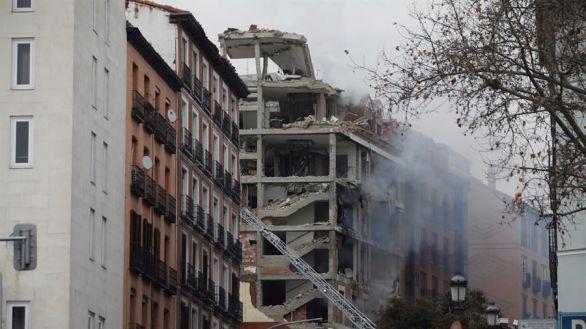La jueza concluye que la explosión en Madrid fue accidental y archiva el caso