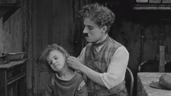 El chico, de Charles Chaplin, vuelve a los cines en versión restaurada en 4K