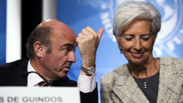 El BCE responde al PSOE y Podemos: condonar deuda es